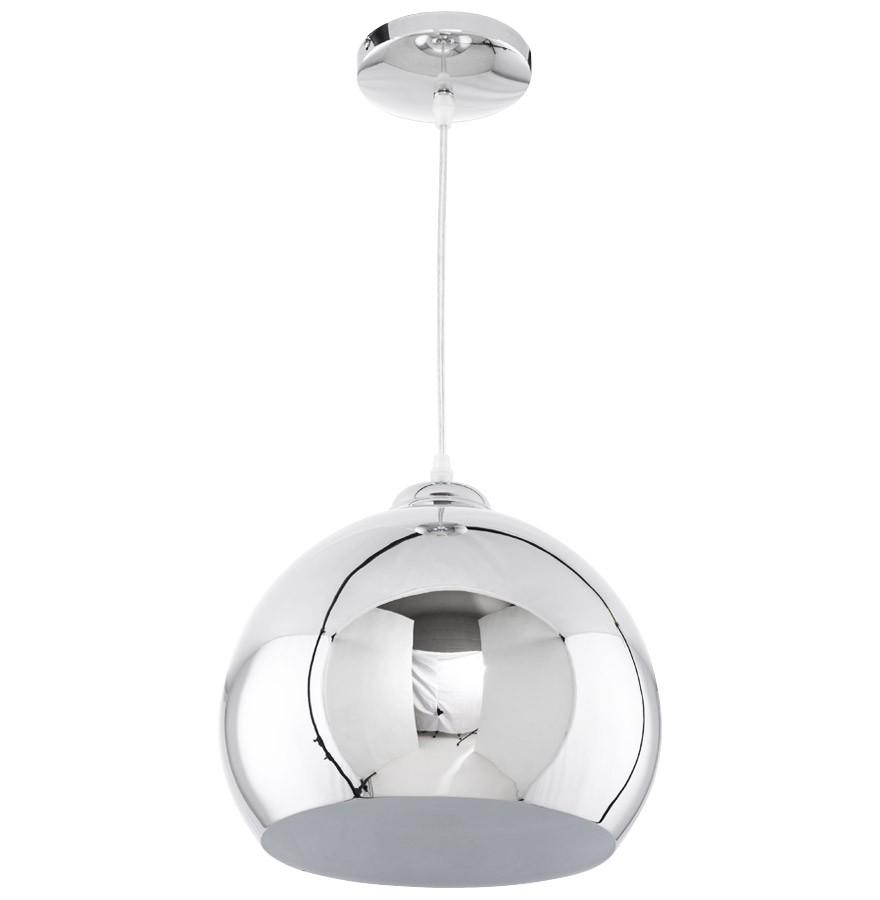 Suspension boule studio en m tal suspension design for Suspension boule design