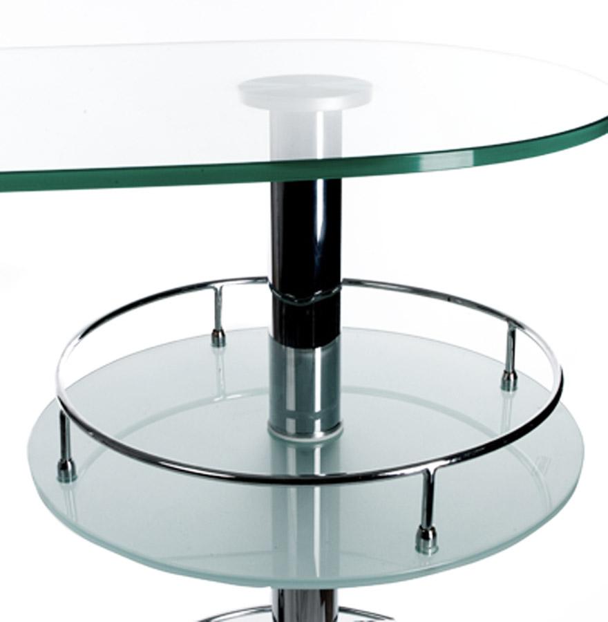 bar de salon design gin en verre bar design alterego. Black Bedroom Furniture Sets. Home Design Ideas