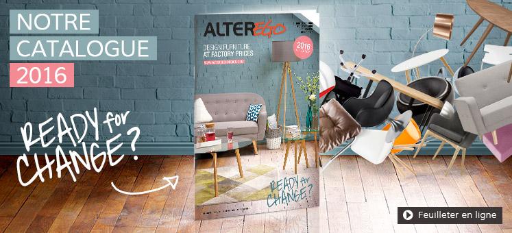 Catalogue 2016 du mobilier Alterego Design