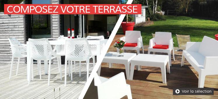 Composez votre terrasse - Alterego Design