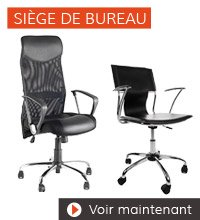 Sièges de bureau - Alterego Design